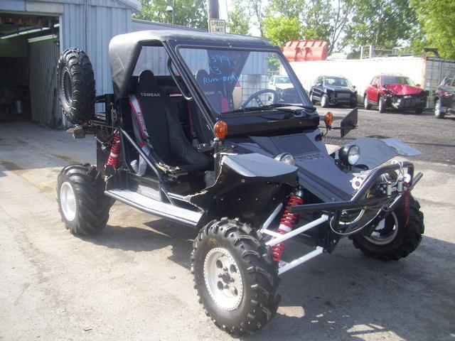 Tomcar Tm2 1100cc 2010 For Sale In Montreal