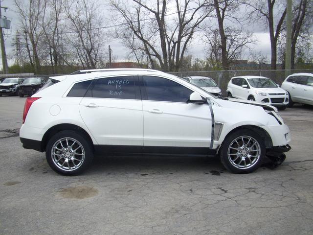 Cadillac Srx4 4x4 V6 2013 224 Vendre Montr 233 Al Autos