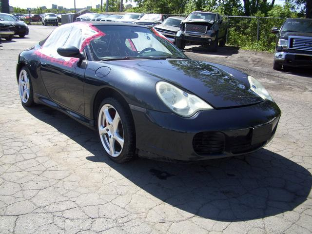 porsche 911 carrera 4s cabriolet 2004 vendre montr al autos internationales. Black Bedroom Furniture Sets. Home Design Ideas