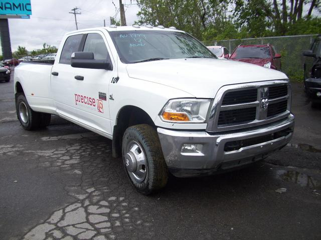 Dodge Ram 3500hd Slt Crewcab 4x4 Diesel Roue Double 2012 224