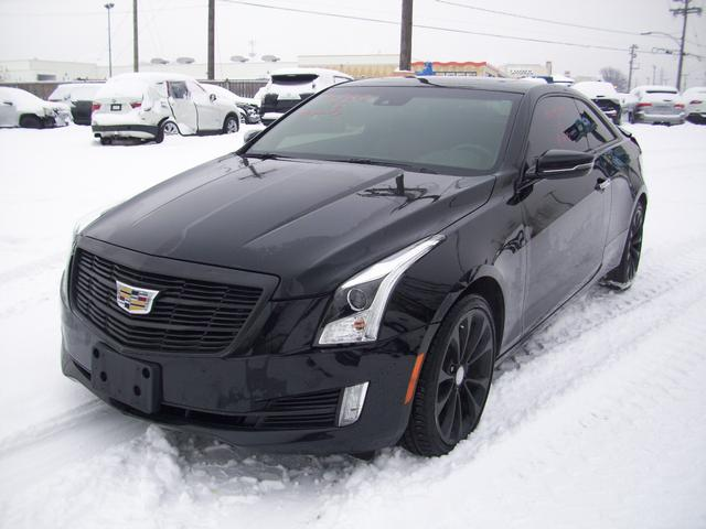 Cadillac Ats4 Luxury Coupe 2 0t Awd 2015 For Sale In Montreal