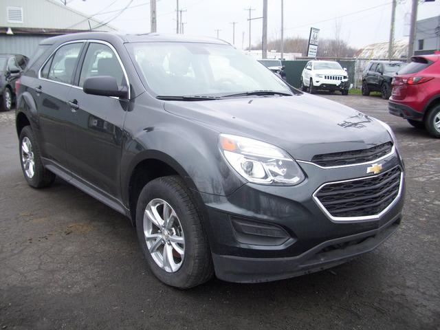chevrolet equinox ls 4 cyl awd 2017 vendre montr al autos internationales. Black Bedroom Furniture Sets. Home Design Ideas